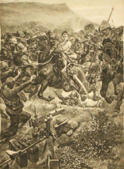 Richard Caton Woodville; Boer War; Africa (1)